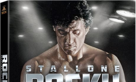 Rocky Heavyweight Collection Blu-Ray