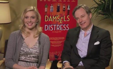 Damsels in Distress Exclusive: Greta Gerwig and Whit Stillman's Partnership