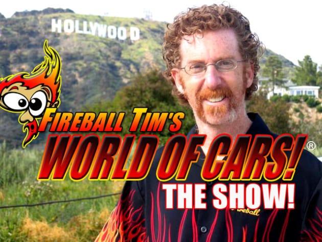 Fireball Tim Photo