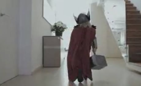 Thor's Little Thor Commercial: Viral Hit?