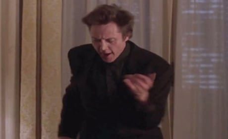 Christopher Walken Boogies Down: Everybody Dance Now!