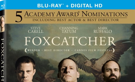 Foxcatcher DVD Review: Steve Carell Wrestles With Insanity