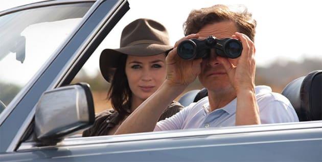 Emily Blunt Colin Firth Arthur Newman