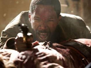 Jamie Foxx Django Unchained Image