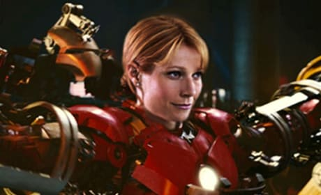 Gwyneth Paltrow Shares Thoughts on Iron Man and Sci-Fi
