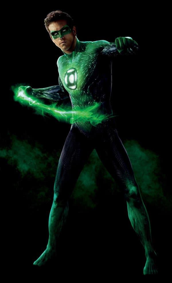 Full Length CG Costumer - The Green Lantern