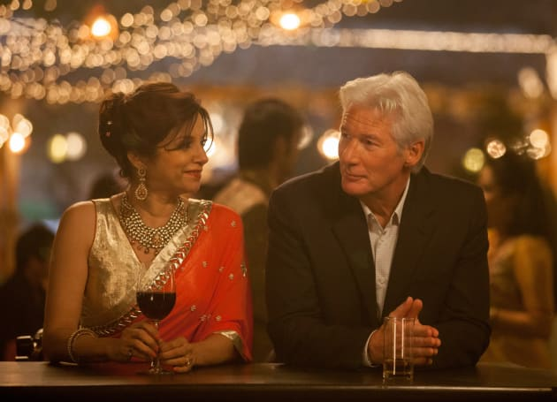 Richard Gere Joins the Cast