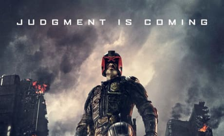 Dredd 3D Poster Drops: Judgment is Coming