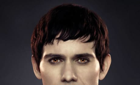Breaking Dawn - Part 2 Character Posters: Secondary Characters Get Their Moment