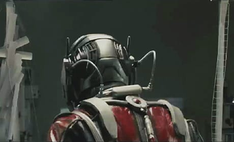 Ant-Man Test Footage Still