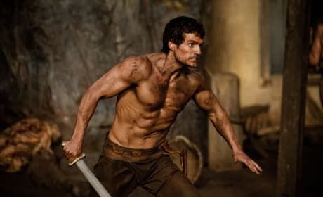 Become a Greek God with Relativity's Immortals