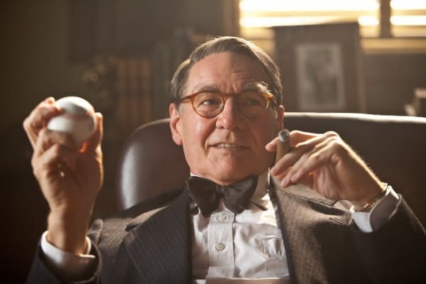 42 Still Harrison Ford is Branch Rickey