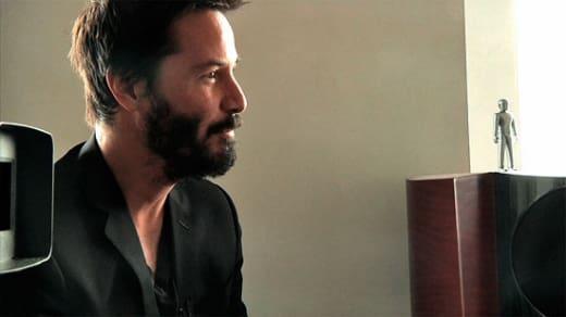 Keanu Reeves Side by Side