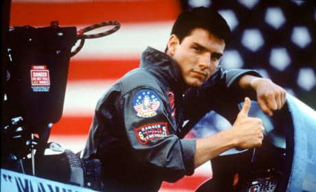 Could Tom Cruise Get Back in the Saddle for Top Gun 2?