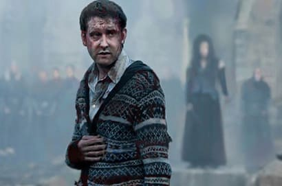 Neville Longbottom Takes a Beating