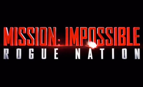 Mission: Impossible Rogue Nation Banner