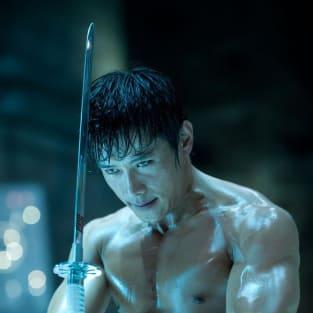 G.I. Joe Retaliation Lee Byung Hun