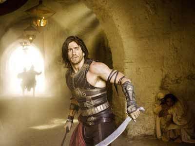 As Prince Dastan