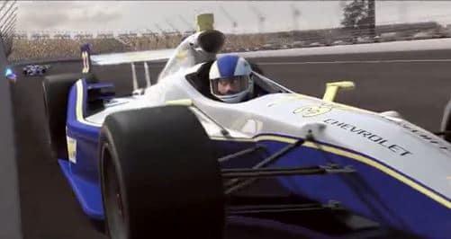 Turbo Indy 500 Photo