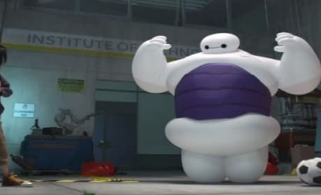 Big Hero 6 Trailer: Birth of a Hiro!