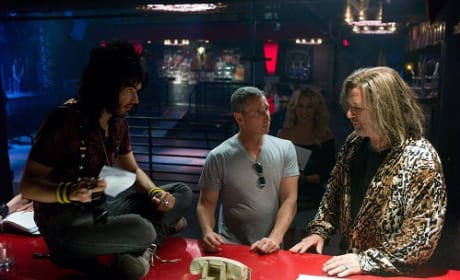 Adam Shankman Directs Alec Baldwin and Russell Brand in Rock of Ages
