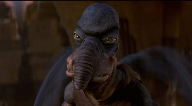 The Phantom Menace Watto Photo