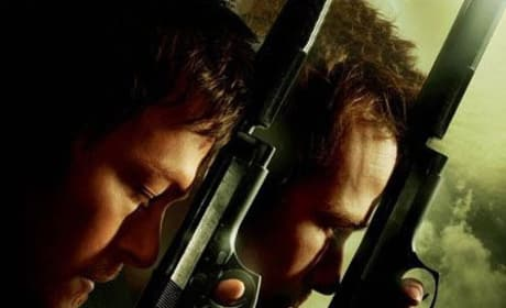 Poster and images from Boondock Saints 2!