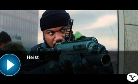 A-Team Clip: Heist