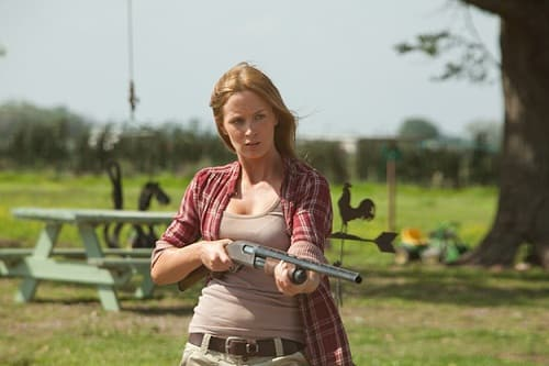 Emily Blunt in Looper