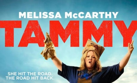 Tammy Melissa McCarthy Character Poster