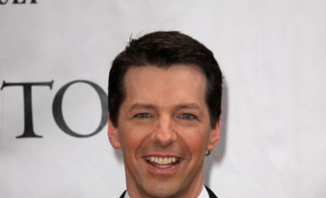 Sean Hayes Joins The Three Stooges