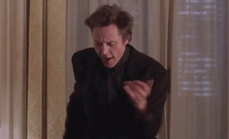 Christopher Walken Dancing