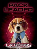 Cats and Dogs Pack Leader Poster