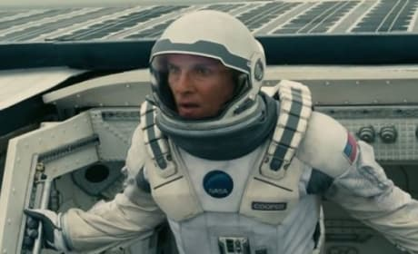 Interstellar Comic-Con Trailer: Christopher Nolan Does It Again