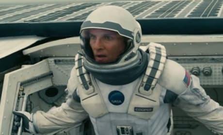 Interstellar Comic-Con Trailer: Christopher Nolan Does It Again