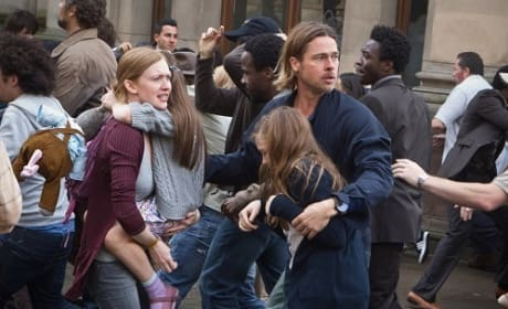 World War Z Trailer & Poster Reveal: They're Coming!