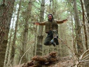Flying Wolverine