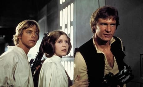 Star Wars Episode 7 Planned For 2015: Disney Aquires Lucasfilm