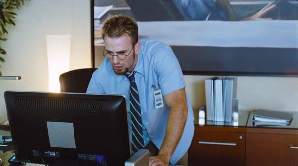 Chris Evans as Jensen