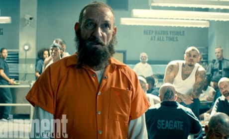 All Hail the King: Ben Kingsley Is Back as Mandarin!