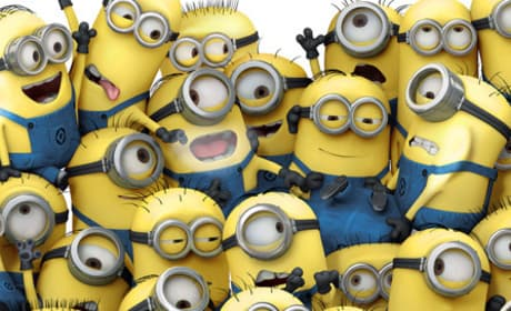 Despicable Me Minions Poster