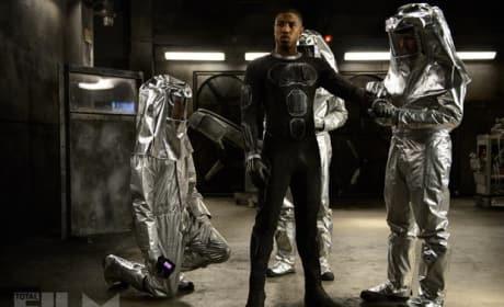 Michael B. Jordan Fantastic Four