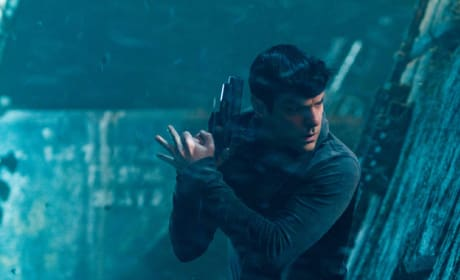 Zachary Quinto Star Trek Into Darkness