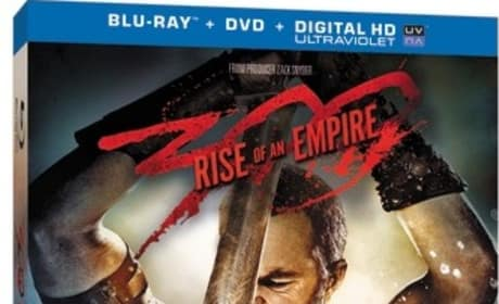 300 Rise of an Empire DVD: Release Date Announced!