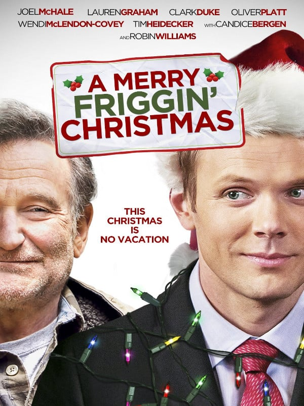Merry Friggin' Christmas Movie Poster