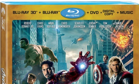 The Avengers Blu-Ray Hits Shelves: Avengers Fans Assemble!