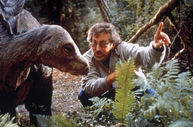 The Lost World Steven Spielberg
