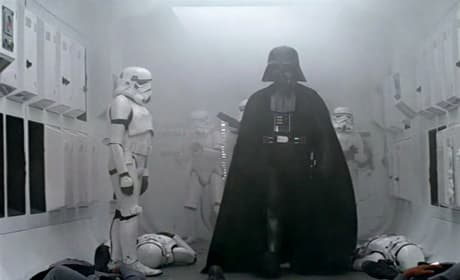 Star Wars: Darth Vader Intro