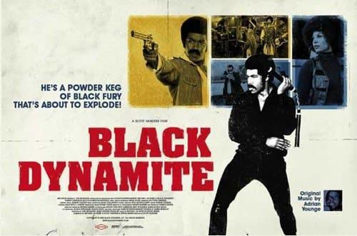 Black Dynamite poster 2
