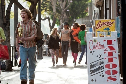 Nick Swardson in Bucky Larson: Born to be a Star